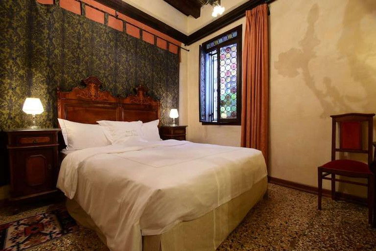 Double room at Novecento Boutique Hotel