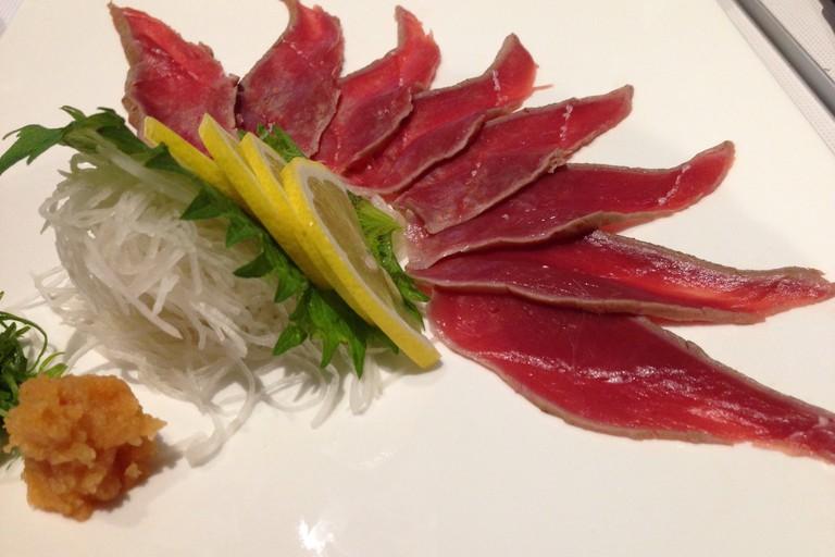 tuna, seafood