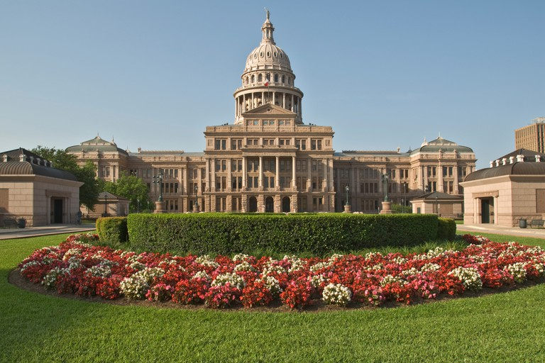 State Capitol Building, Austin, Texas, USA