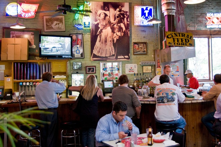 Guero's Taco Bar, South Congress Avenue, Austin