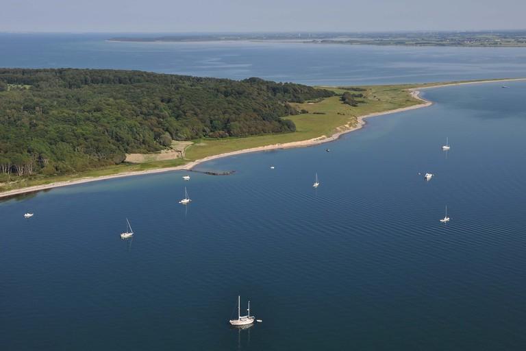 Æbelø_coast_island_Fyn