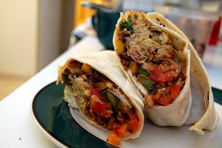 Burrito © stu_spivack / Flickr