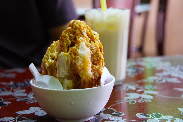 best dessert spots in melaka