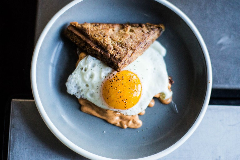 The breakfast at Red Kite Café will make your day