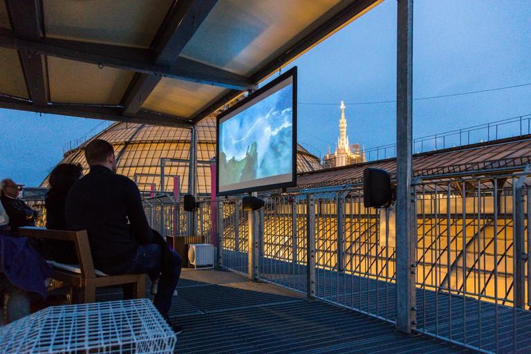 Cinema Bianchini sui tetti
