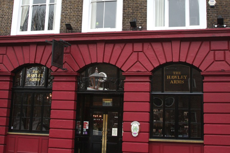 The Hawley Arms, Camden, London