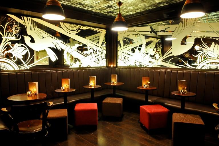 Nightjar Bar, Old Street, London