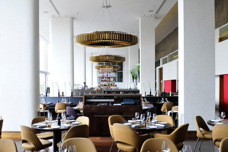 Skylon Restaurant and Bar at The Royal Festival Hall, Southbank, London