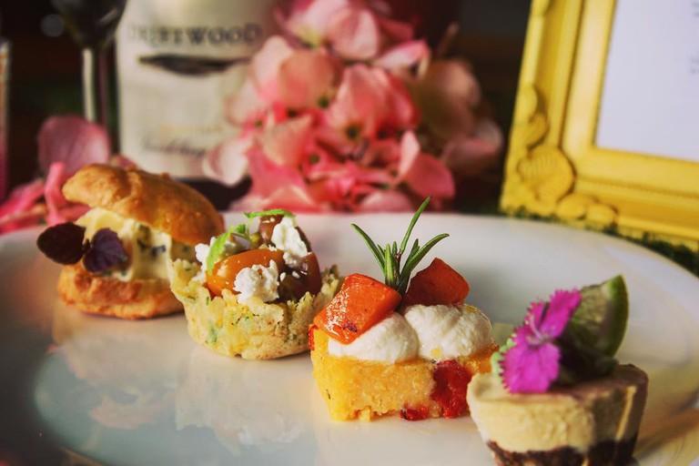 Desserts at Tarts Cafe © Tarts