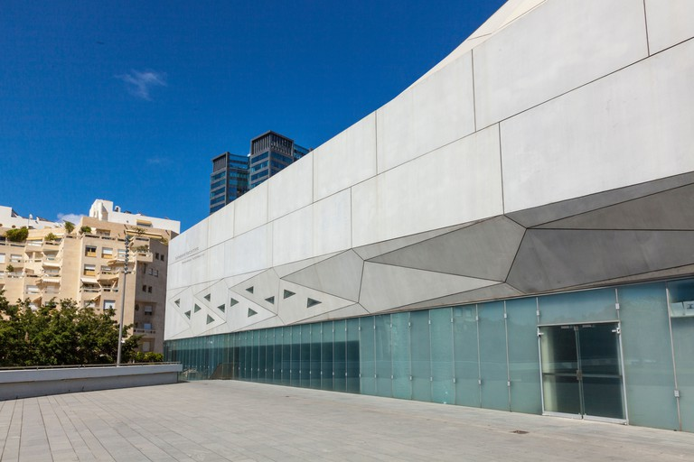 The Tel Aviv Museum of Art has several wings