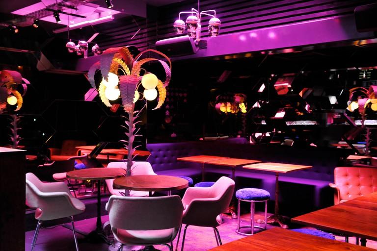 Callooh Callay Cocktail Bar, Rivington Street, Shoreditch, London, England, UK
