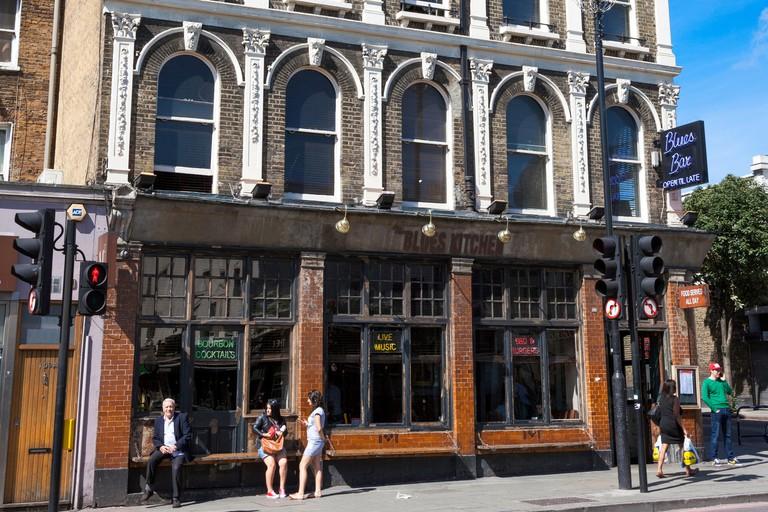 The Blues Kitchen, Camden High Street, London