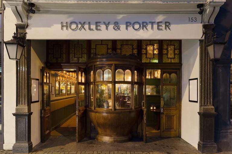 Exterior of Hoxley & Porter