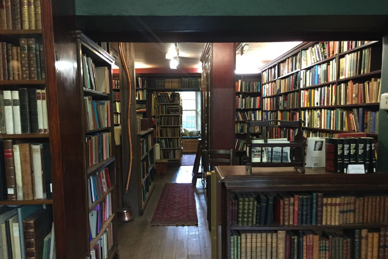 McNaughtan's Bookshop & Gallery is Scotland's oldest second-hand and antiquarian bookshop