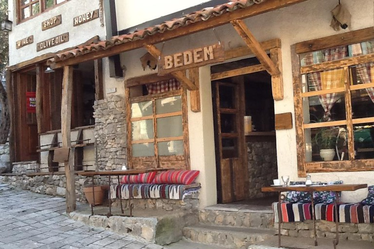 Konoba Bedem in the hills of Stari Bar, Montenegro
