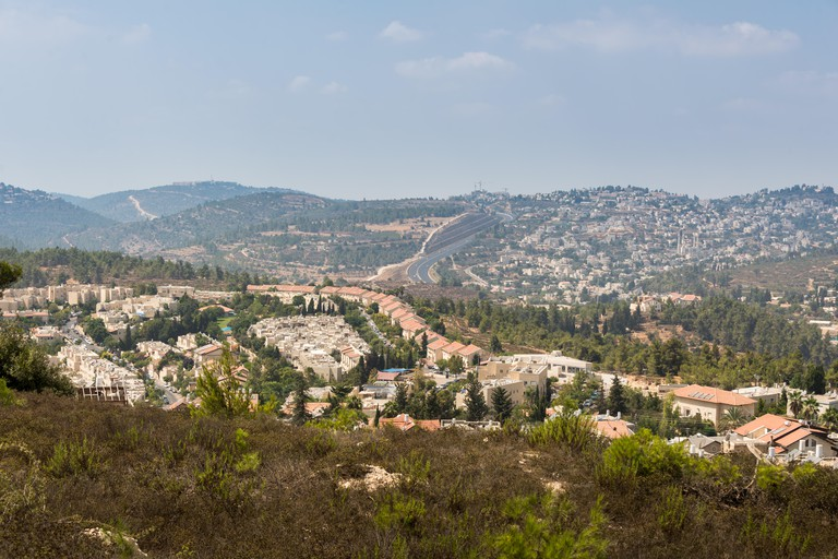 Visiting Ein Hemed and Castel National Parks, Jerusalem, Israel