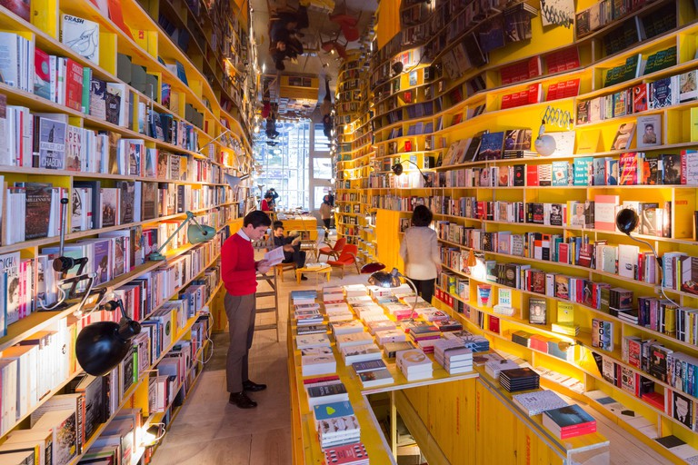 Libreria Bookshop aims to 'encourage interdisciplinary thinking'
