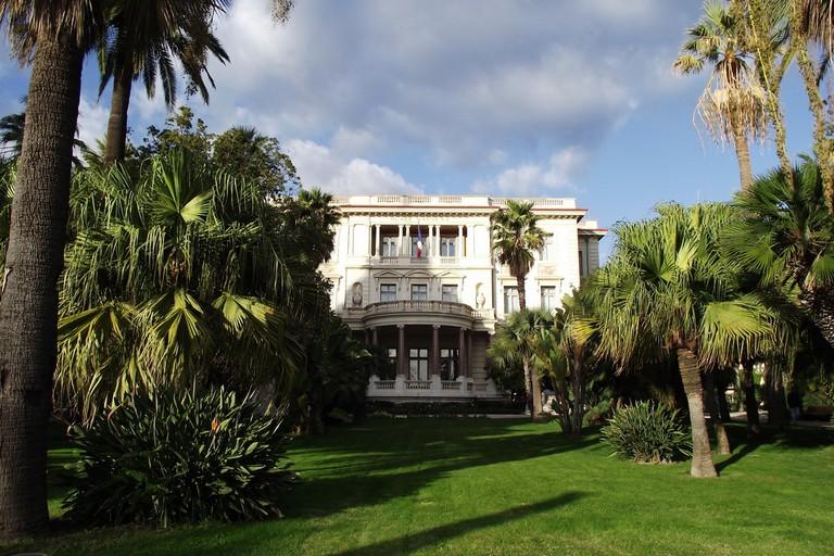Villa Masséna Musée |© Fred Romero / Flickr