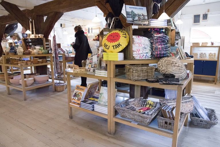 Museum Shop and special Aarhus-souvenirs