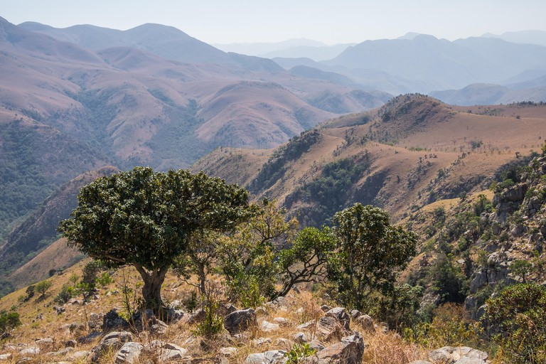 Malolotja Nature Reserve, Swaziland.