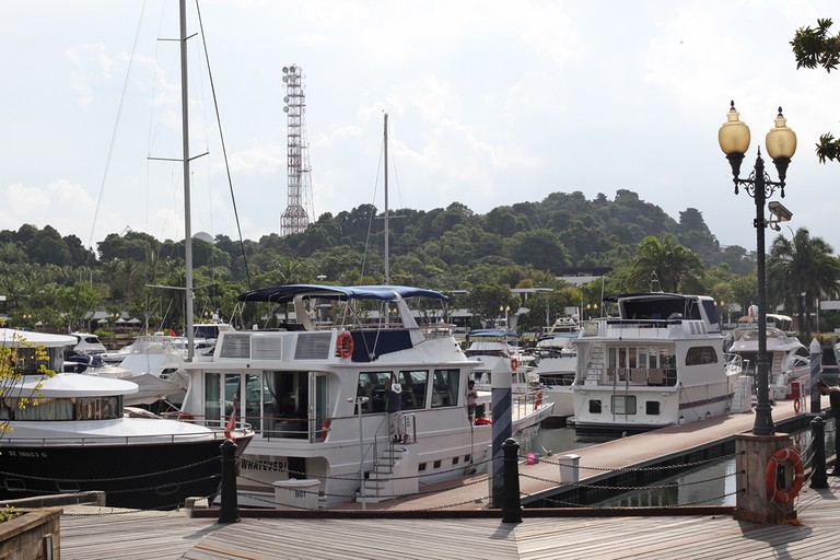 Quayside Isle Singapore