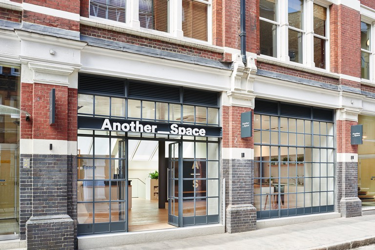 Another_Space has studios in Bank and Covent Garden