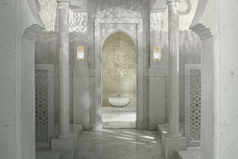 The Royal Mansour Spa, Marrakech