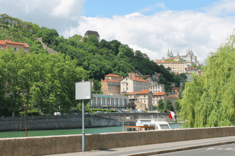Vieux Lyon and Fourvière