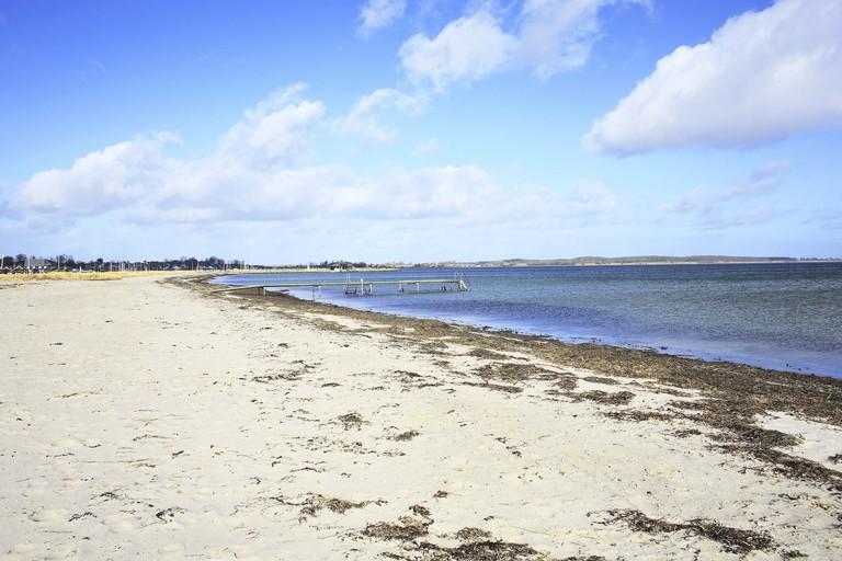 Sand_beach_Kerteminde_Fyn_Island_Denmark.