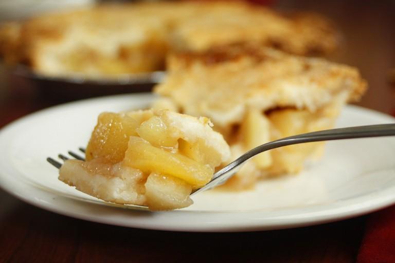 Slice of pie © Beckmann's Bakery / Flickr