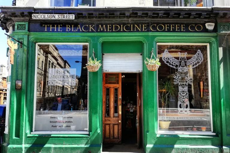 Black Medicine Coffee Co