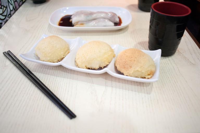 Tim Ho Wan is a Michelin-star budget restaurant chain