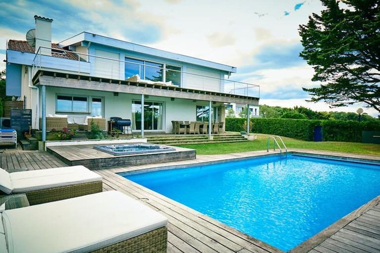 Spectacular villa in Anglet