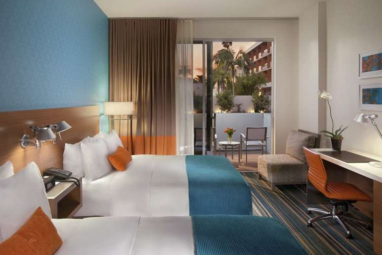 Shore Hotel, Santa Monica, CA, USA