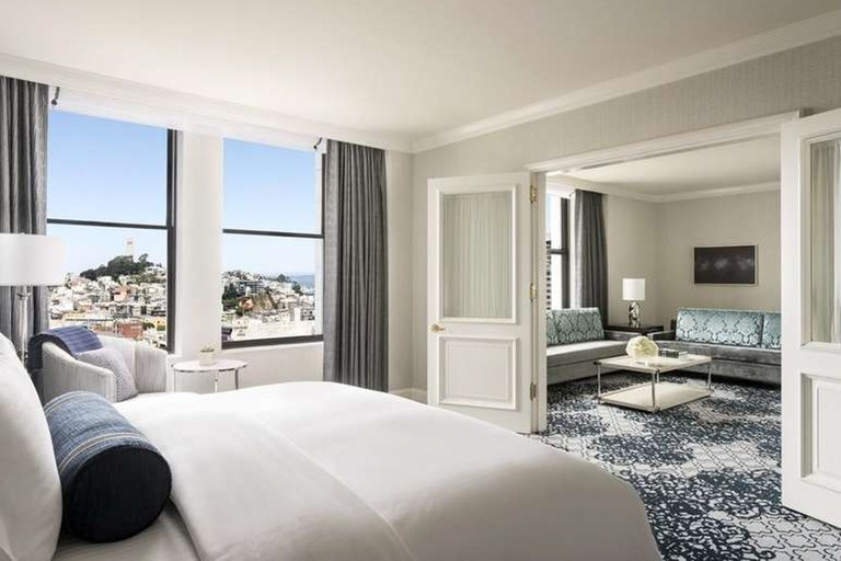 The Ritz-Carlton Hotel, San Francisco