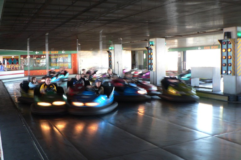 Time for some bumper cars