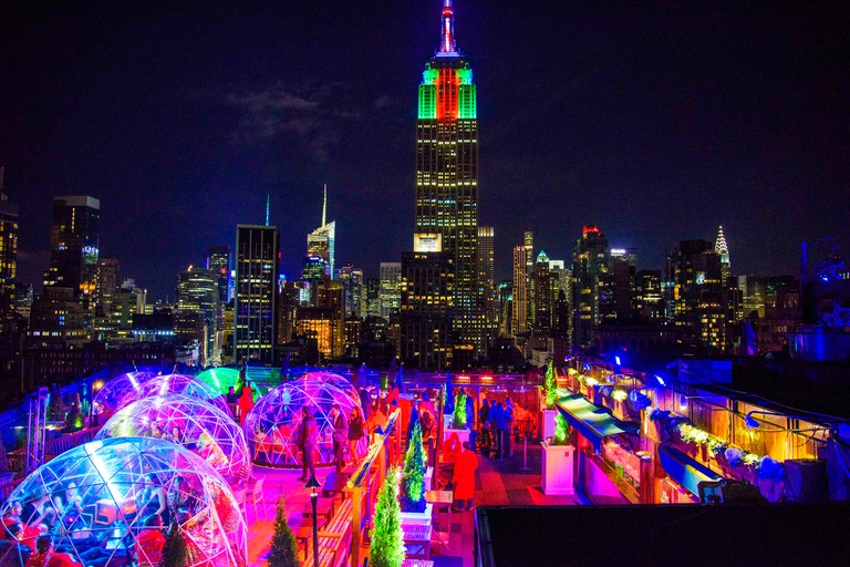 230 5TH Rooftop, New York.