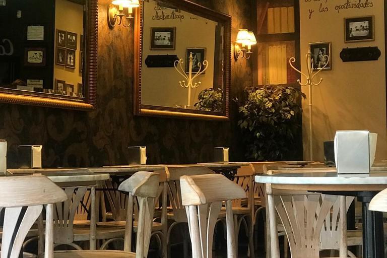 Café La Tertulia, Logroño