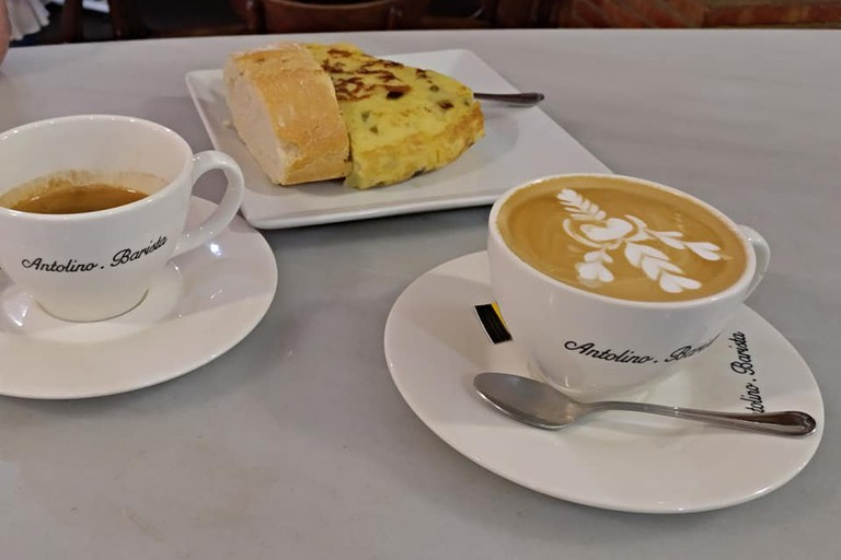 Cafetería Robusta, Logroño