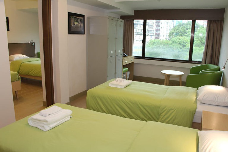 YHA Mei Ho House features 129 rooms