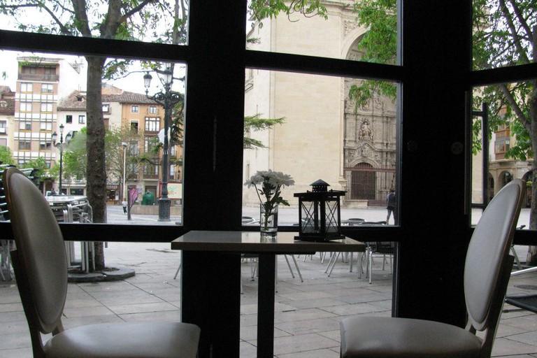 El Beso Café, Logroño