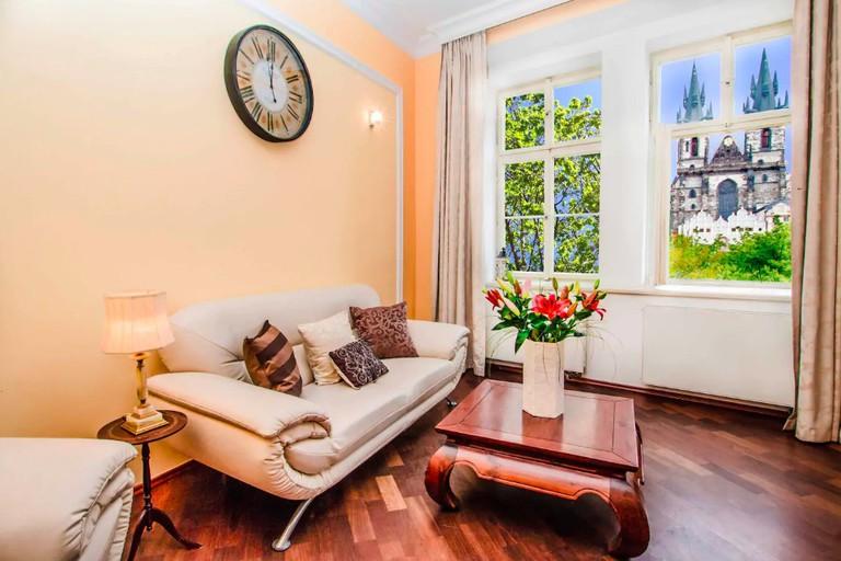 Exquisite Designer Home in Central Prague