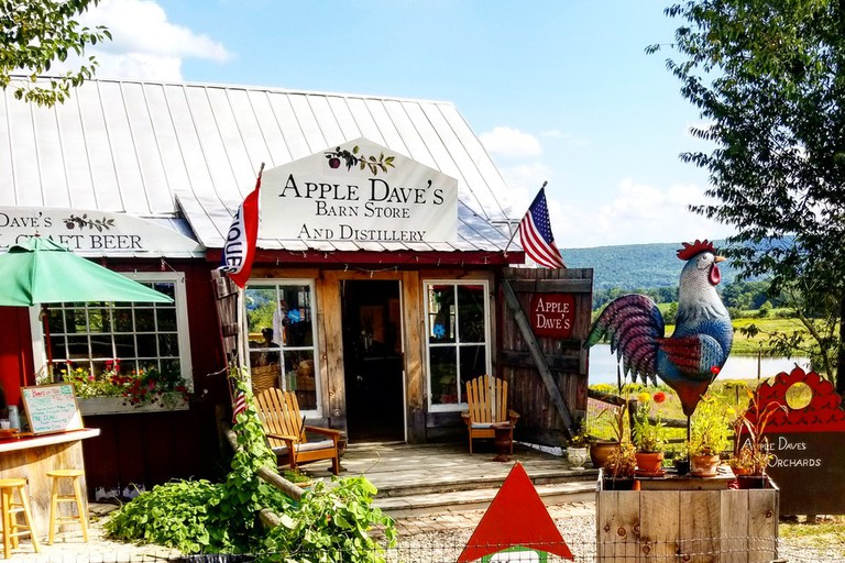 Apple Dave's Orchards