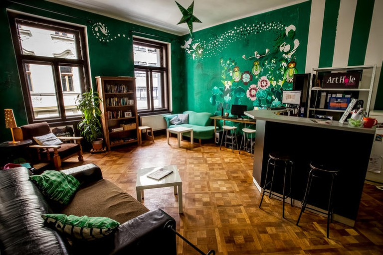 Art Hole Hostel Prague