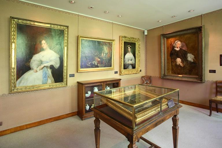 La Musée de la Vie Romantique, Paris