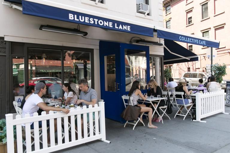 Bluestone Lane serves Australian food and drink
