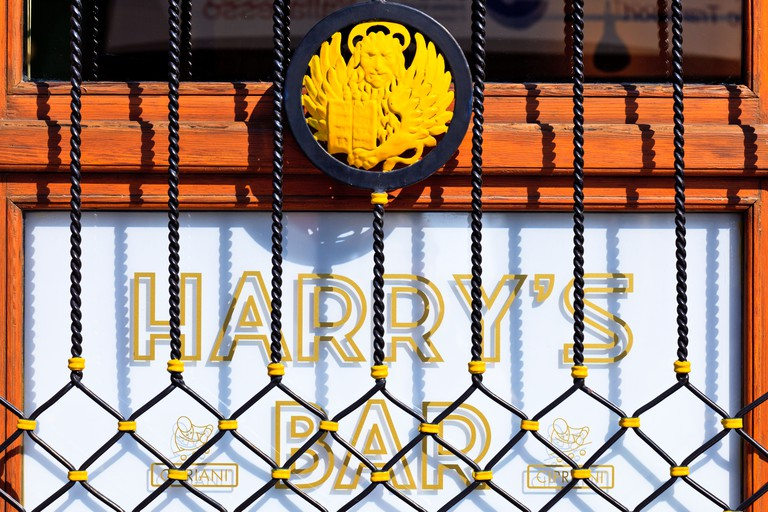 Harry's Bar, Venice.