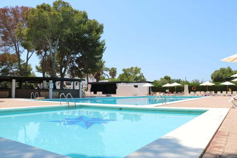Club Cala Azul, Ibiza