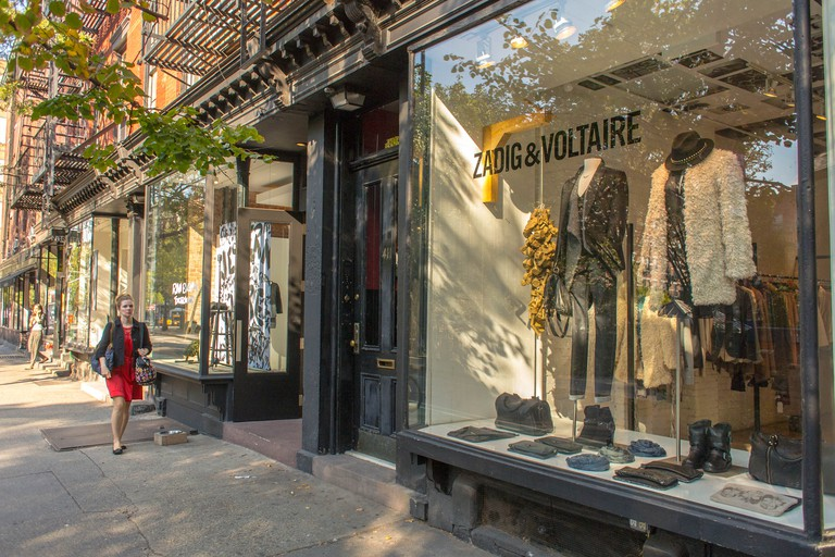 Zadig & Voltaire on Bleecker Street