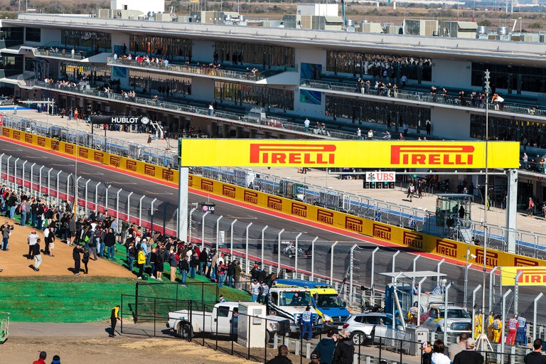 Formula 1, Circuit of the Americas, Austin, Texas, USA
